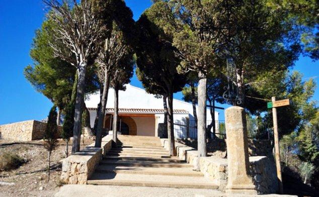 Imagen: Cruz de la Ermita de Santa Lucía