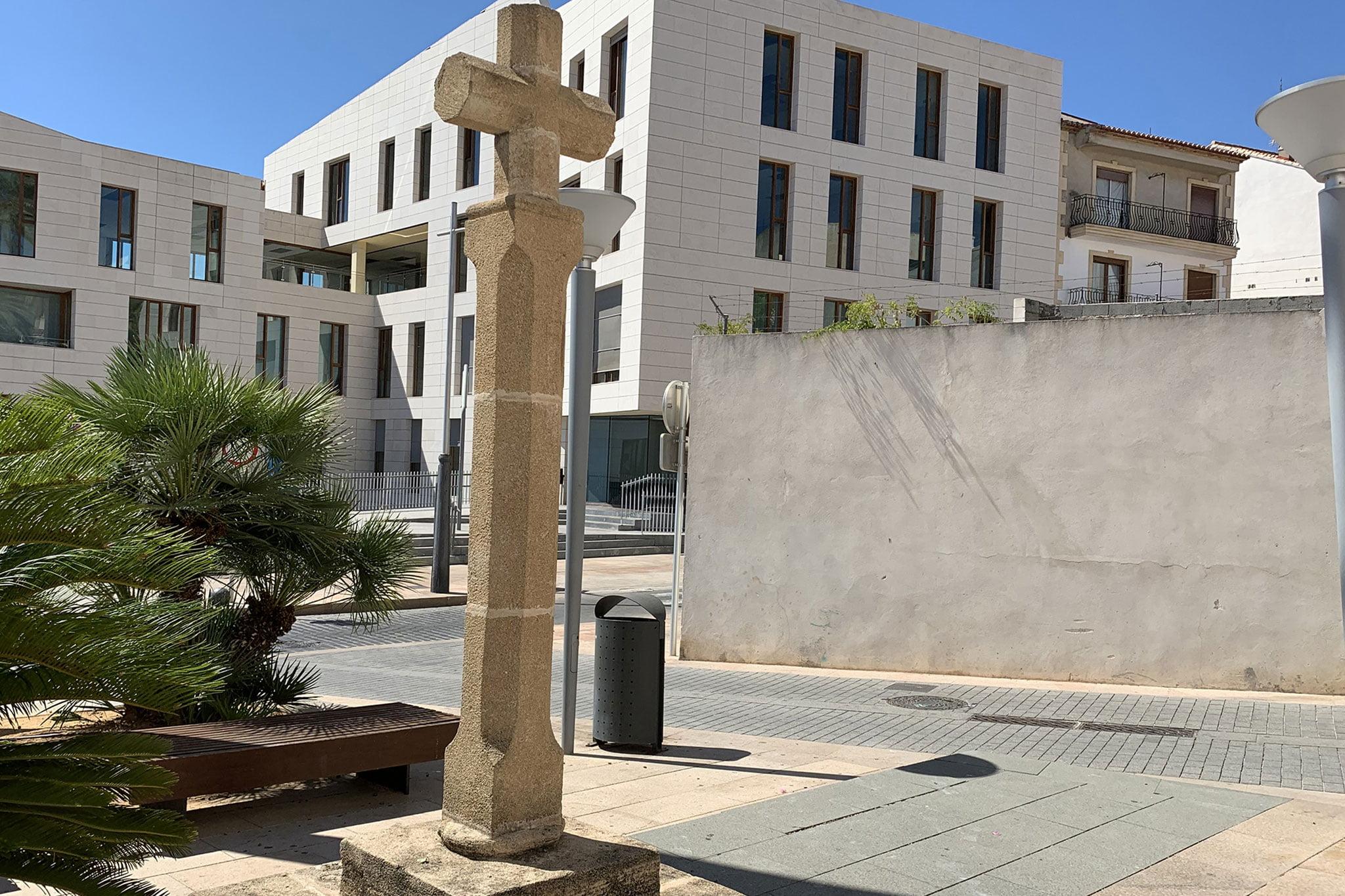 Cruz del Portal del Clot de Jávea