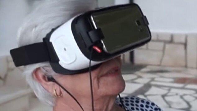 Imagen: Curso de nuevas tecnologías para mayores