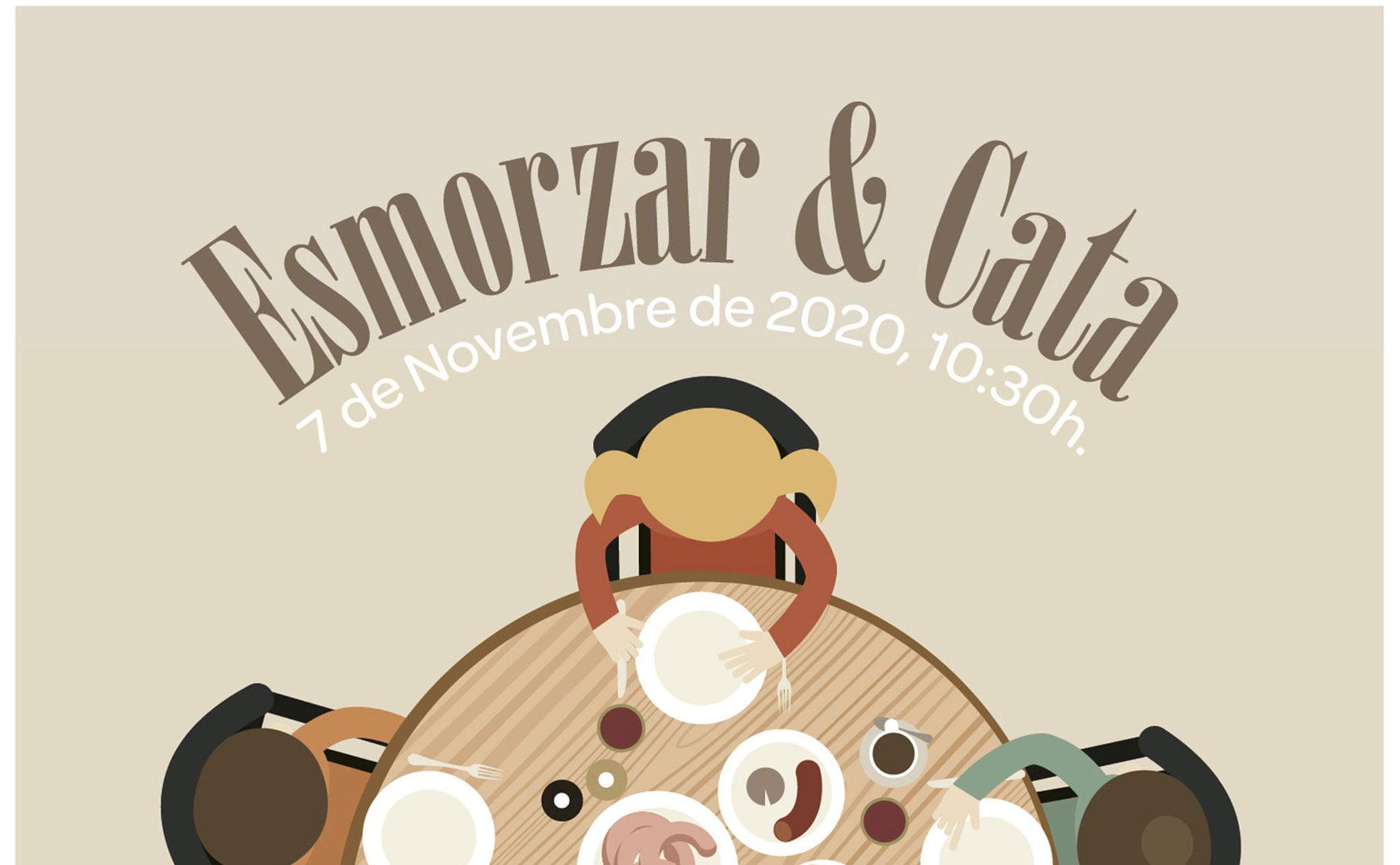 Esmorzar & Cata – Les Freses