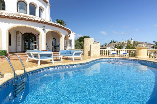 Imagen: Exterior de una casa de vacaciones en Jávea - Quality Rent a Villa