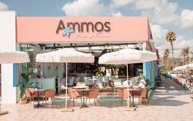Imagen: Exterior de Restaurante Ammos en Jávea