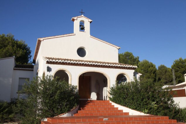 Imagen: Fachada de la Ermita de San Sebastián de Jávea  | Imagen: Tino Calvo
