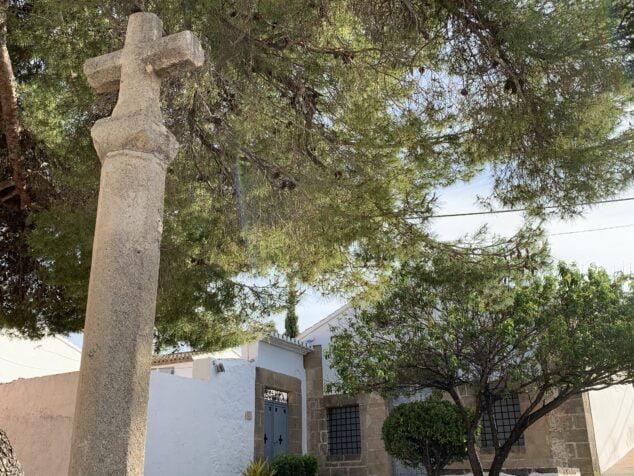 Imagen: Cruz de la Ermita de San Juan de Jávea