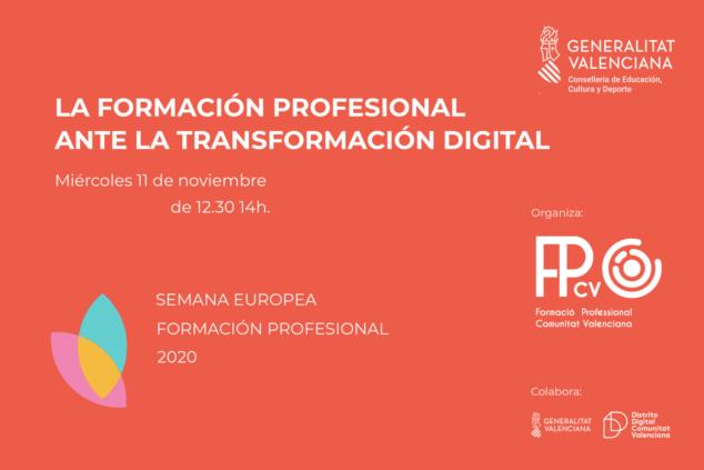 Imagen: Jornada formativa sobre Transformación Tecnológica
