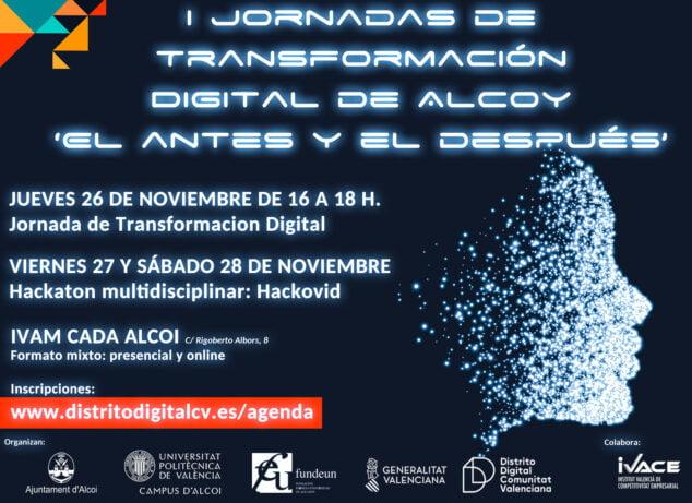 Imagen: Jornadas de Transformación digital