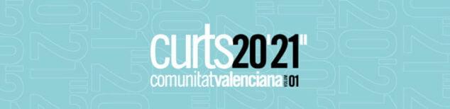 Imagen: Logo de Curts Comunitat Valenciana 2021