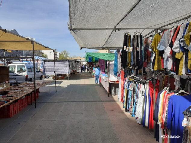 Imagen: Mercado de los jueves