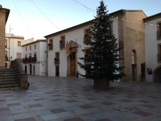 Image: Christmas in Xàbia