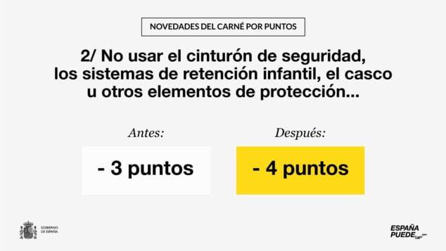Imagen: No uso de protección de seguridad