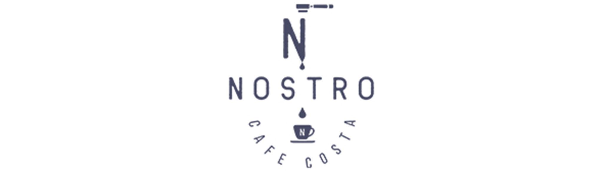 Logotipo Nostro Café Costa