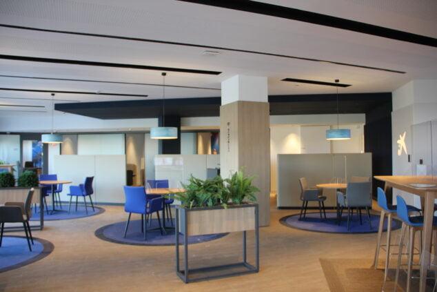 Imagen: Nueva oficina Store de CaixaBank en Xàbia