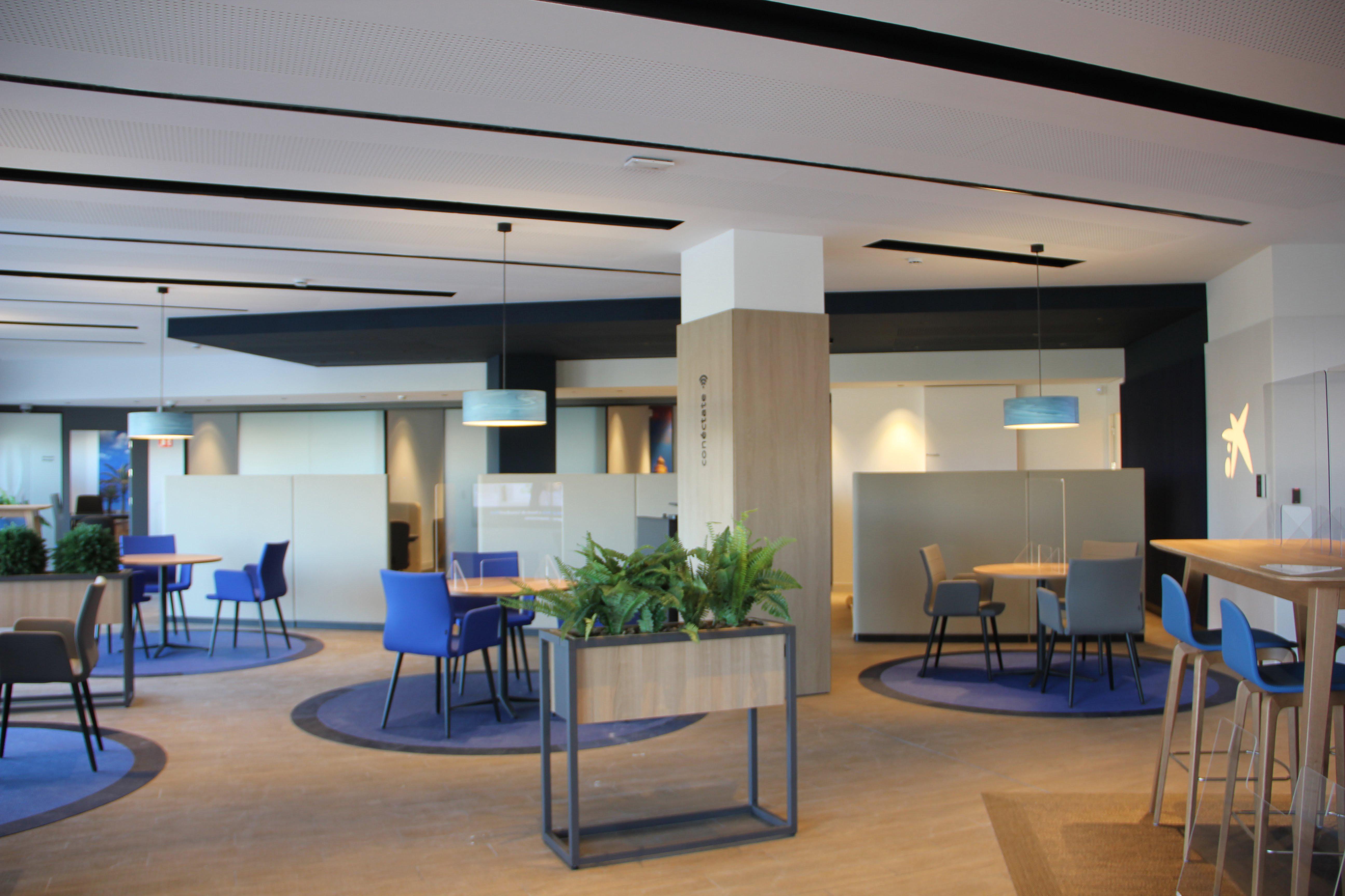 Nueva oficina Store de CaixaBank en Xàbia