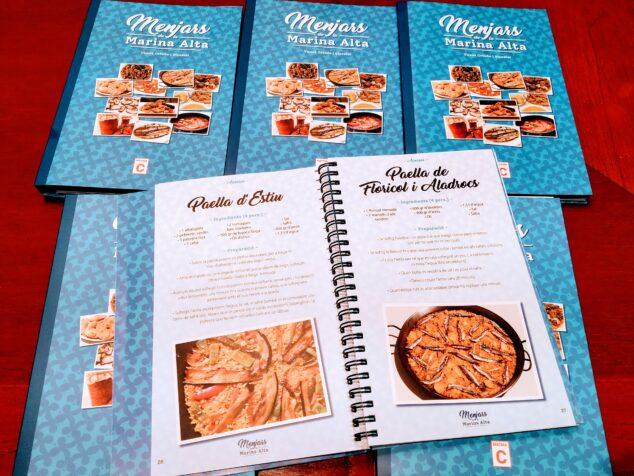 Imagen: Nuevo recetario de 'Menjars de la Marina Alta'