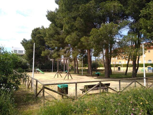Imagen: Parque de la Calle Génova