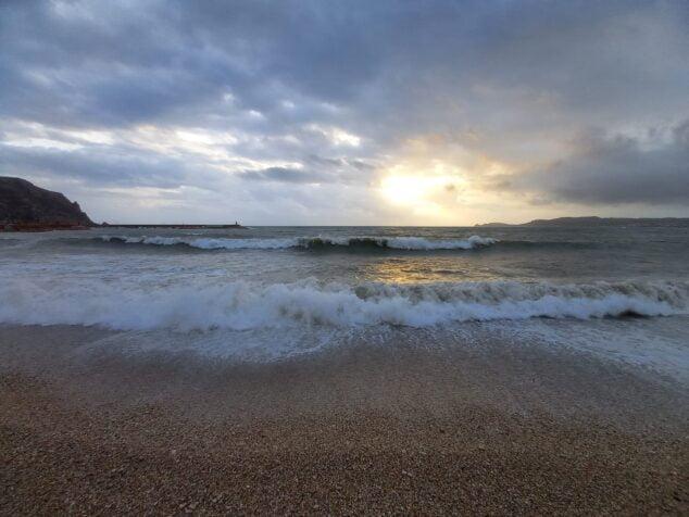 Bild: Playa de la Grava