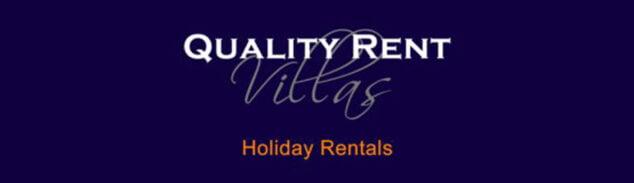 Imagen: Logotipo de Quality Rent a Villa