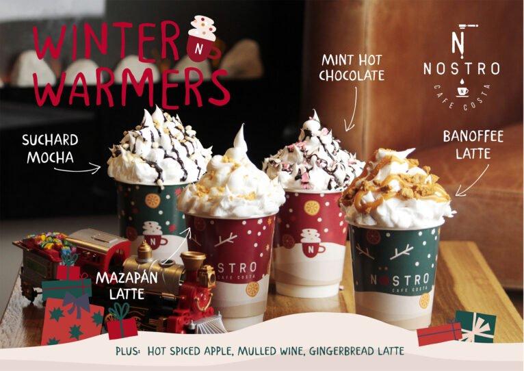 Cafés especiales para esta Navidad 2020 - Nostro Café Costa