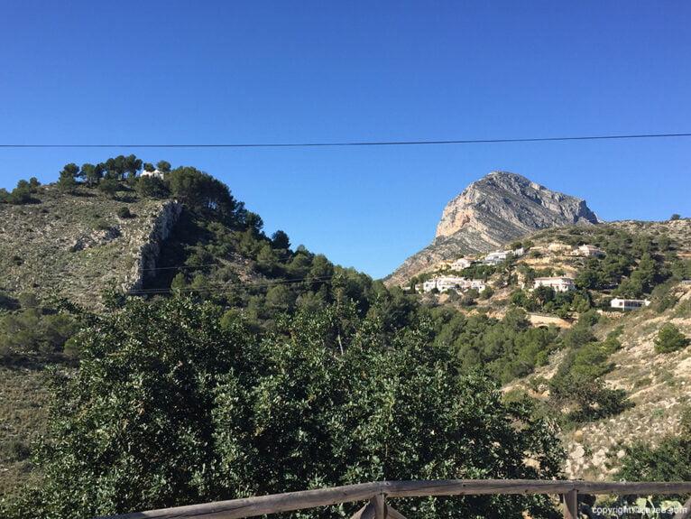Santa Llúcia y Montgó