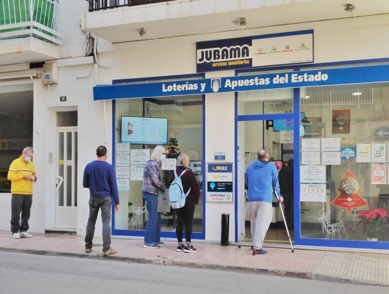 Administración Lotería Jubama