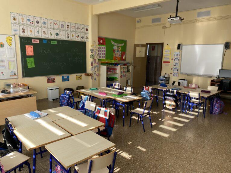aula primària