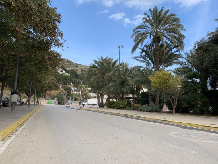 Calle Adolfo Suárez