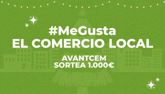 Imagen: Sorteo de Avantcem #MeGusta EL COMERCIO LOCAL