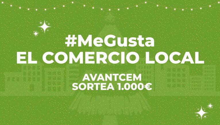 Sorteo de Avantcem #MeGusta EL COMERCIO LOCAL
