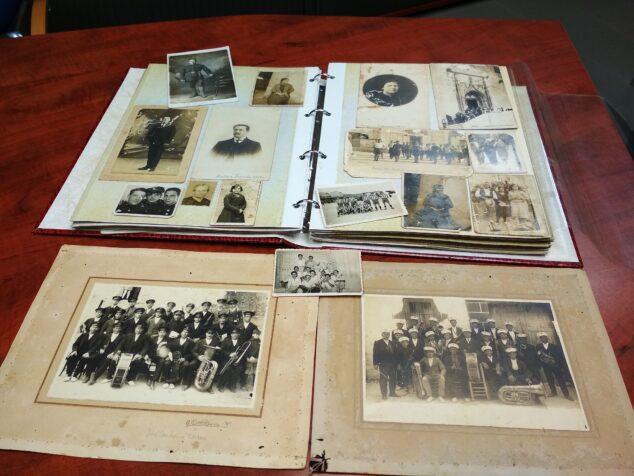 Imagen: Donación al Arxiu Municipal