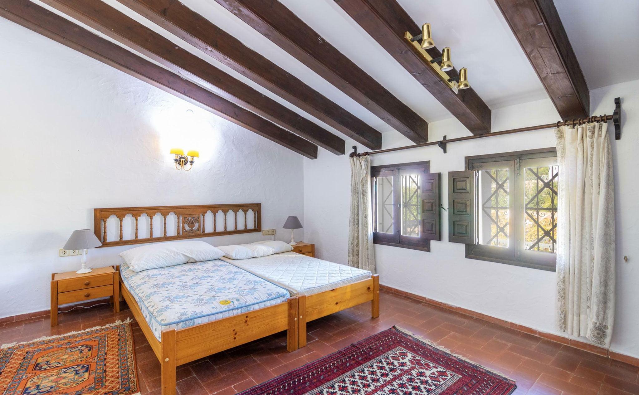 Dormitorio de una finca en venta en Jávea – Vicens Ash Properties