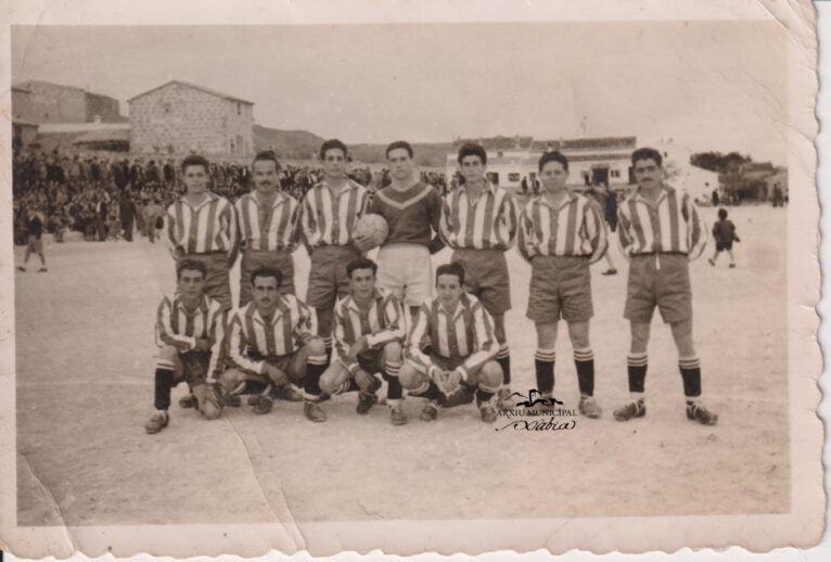 Equipo de fútbol de 1953
