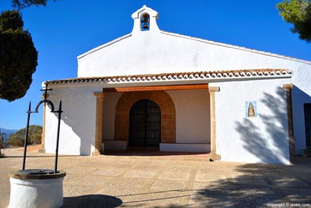 Imagen: Ermita de Santa Lucía