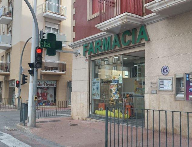 Imagen: Farmacia Ana Lillo de Jávea