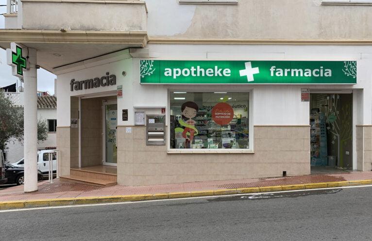 Farmacia Colomer 3 de Jávea