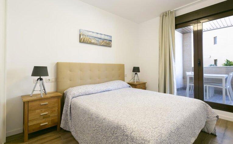 Habitación de un apartamento de vacaciones en Jávea - Quality Rent a Villa