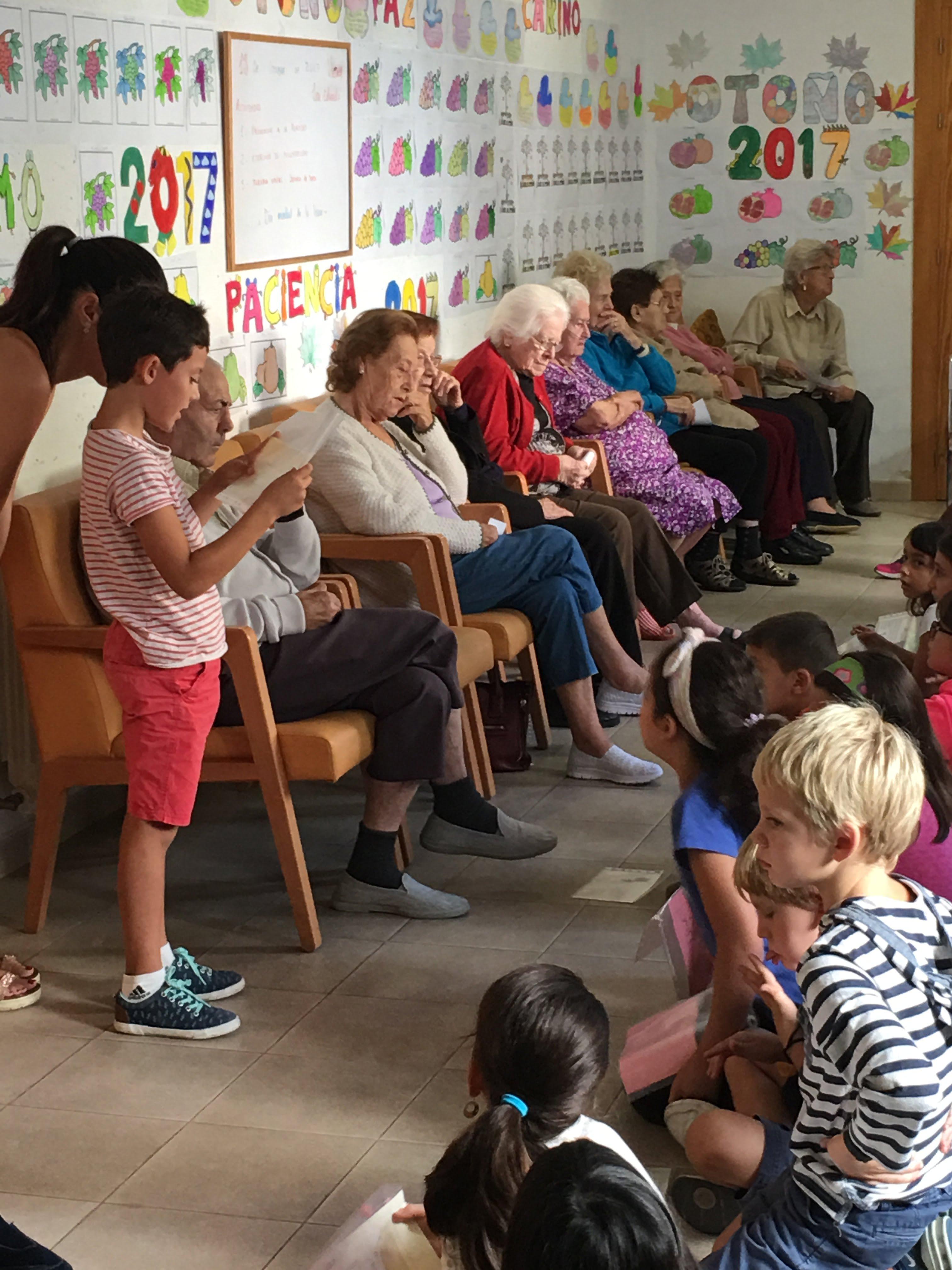 Lecturas intergeneracionales