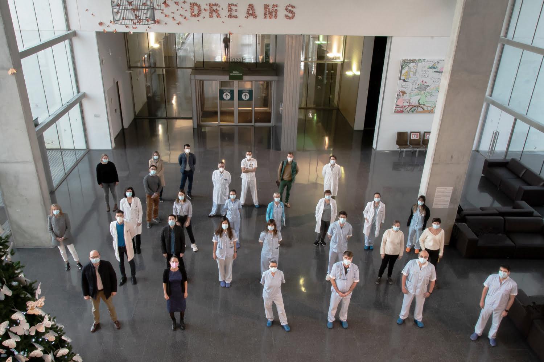 Médicos del Aparato Locomotor del Hospital de Dénia