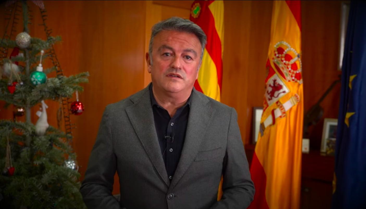 Mensaje de José Chulvi por el incremento de la COVID