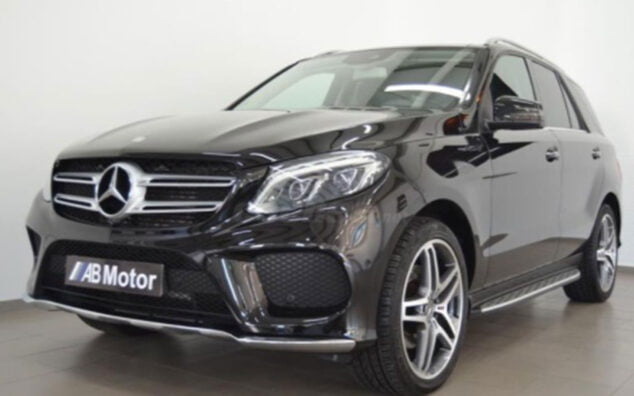 Imagen: MERCEDES-BENZ Clase GLE GLE 350 d 4MATIC 5p. - AB Motor