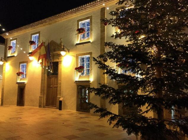 Imagen: Navidad en Xàbia