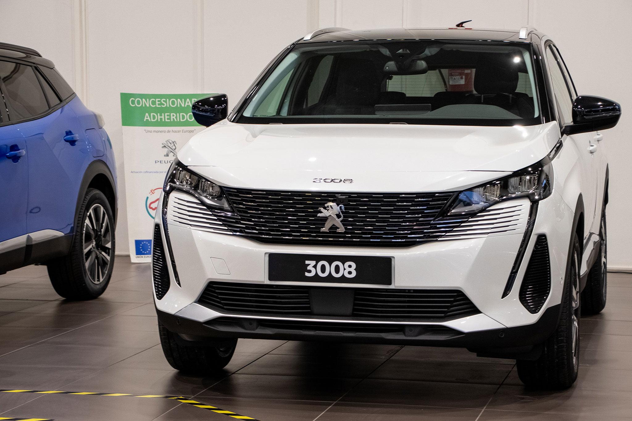 Nuevo modelo de Peugeot 3008 – Peumóvil