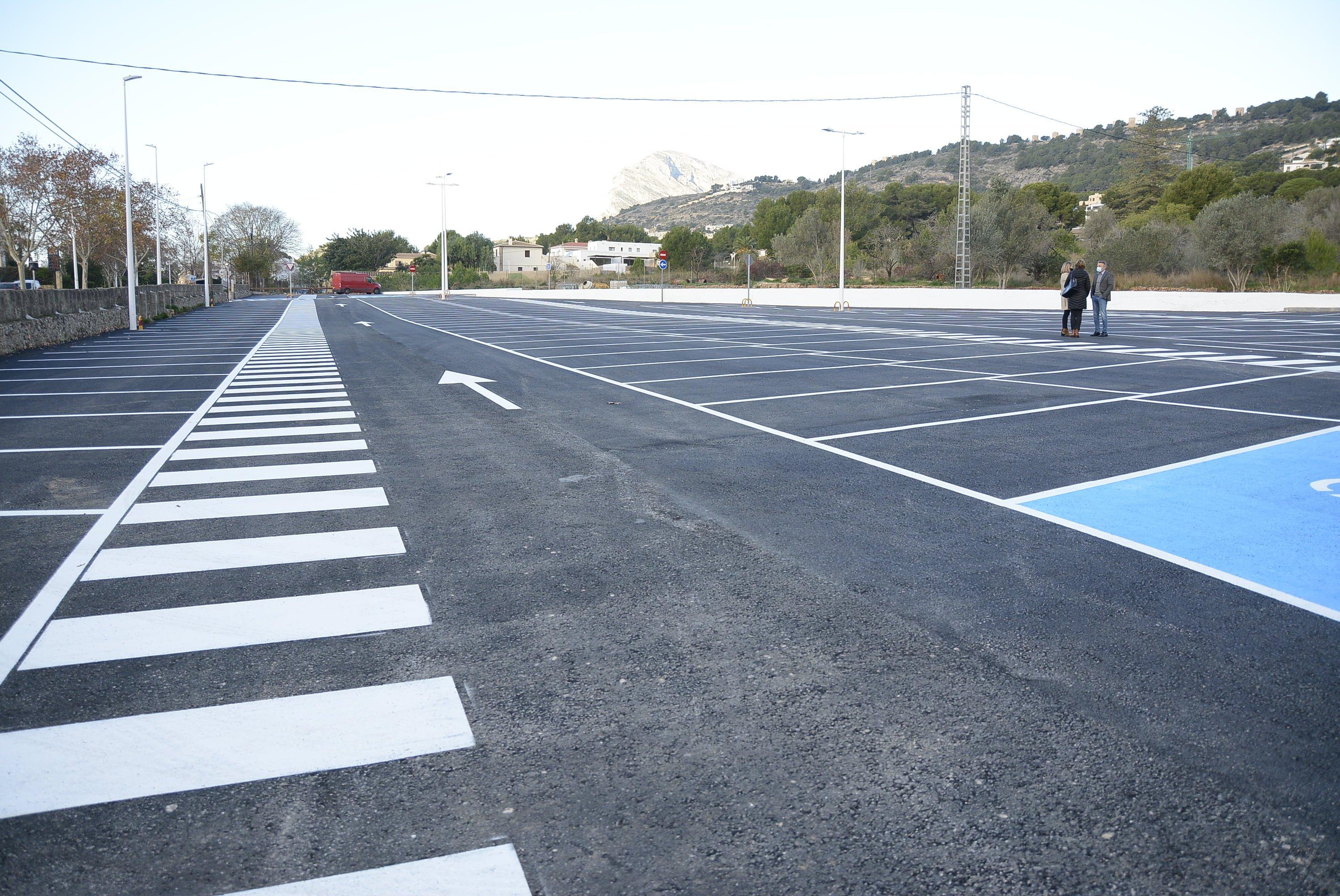 Parking de Duanes de la Mar