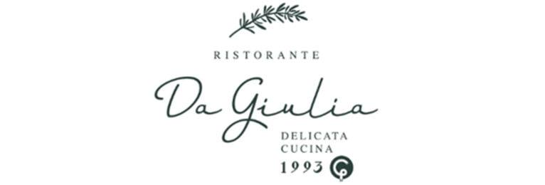 Logotipo de Restaurante Da Giulia