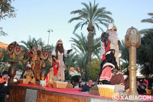 Imagen: Reyes Magos de Oriente