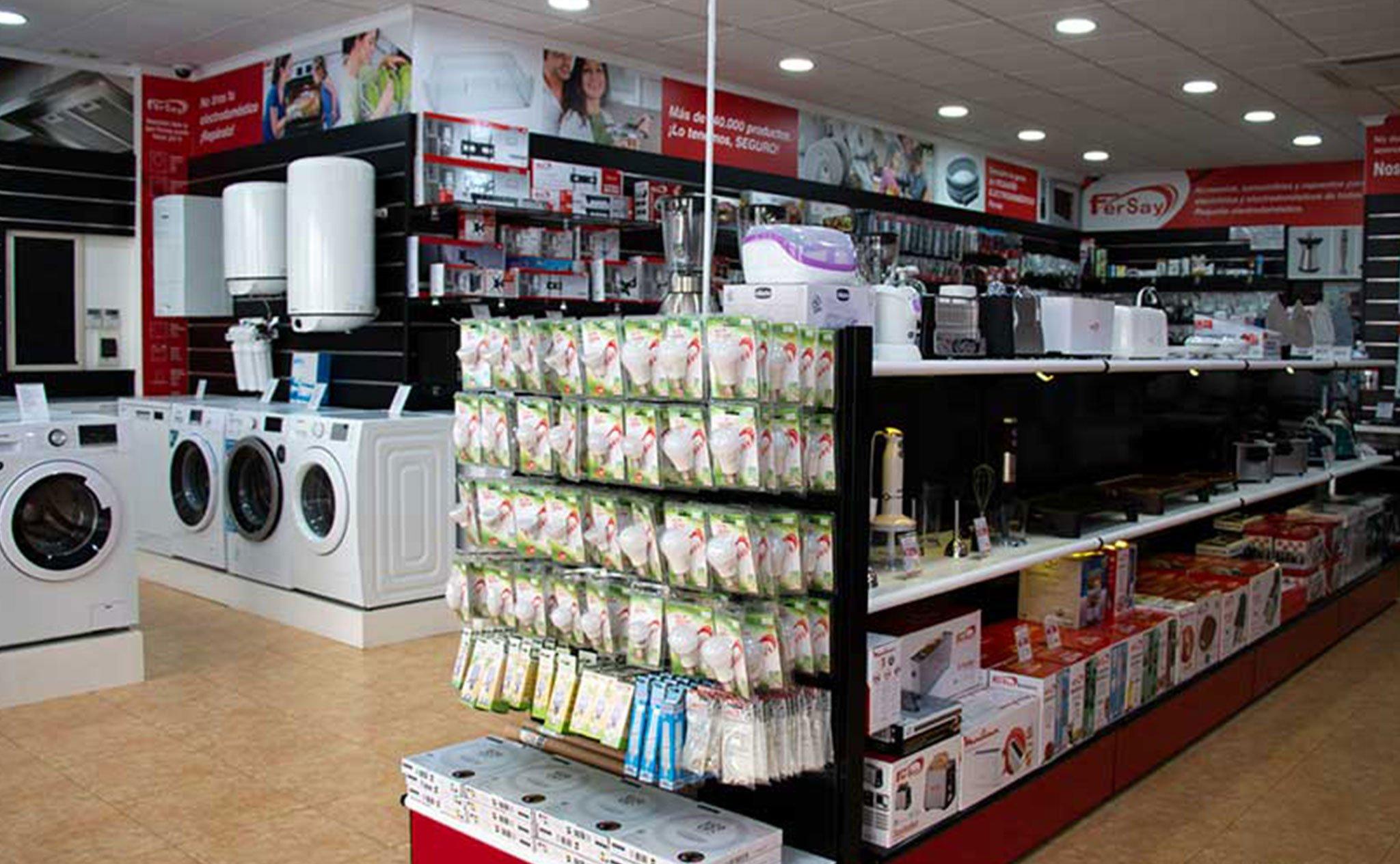 Tienda de electrodomésticos en Jávea – Fersay Jávea