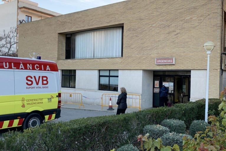 Urgencias en Jávea, en el Centro de Salud de Xàbia Pueblo