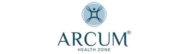 Imagen: Logotipo de Arcum Health Zone
