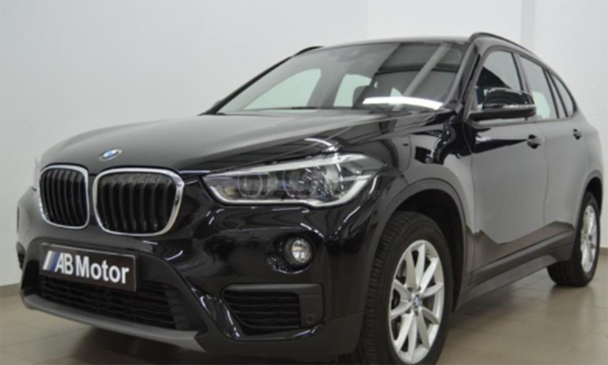 BMW X1 sDrive18dA 5p. – AB Motor