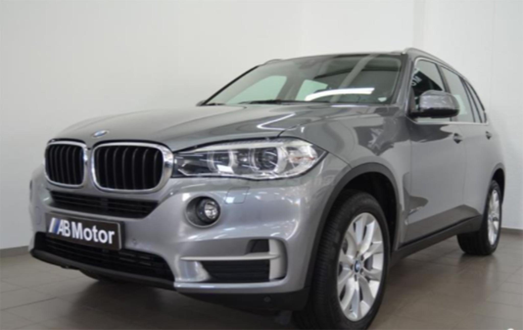 BMW X5 xDRIVE30d 5p. – AB Motor