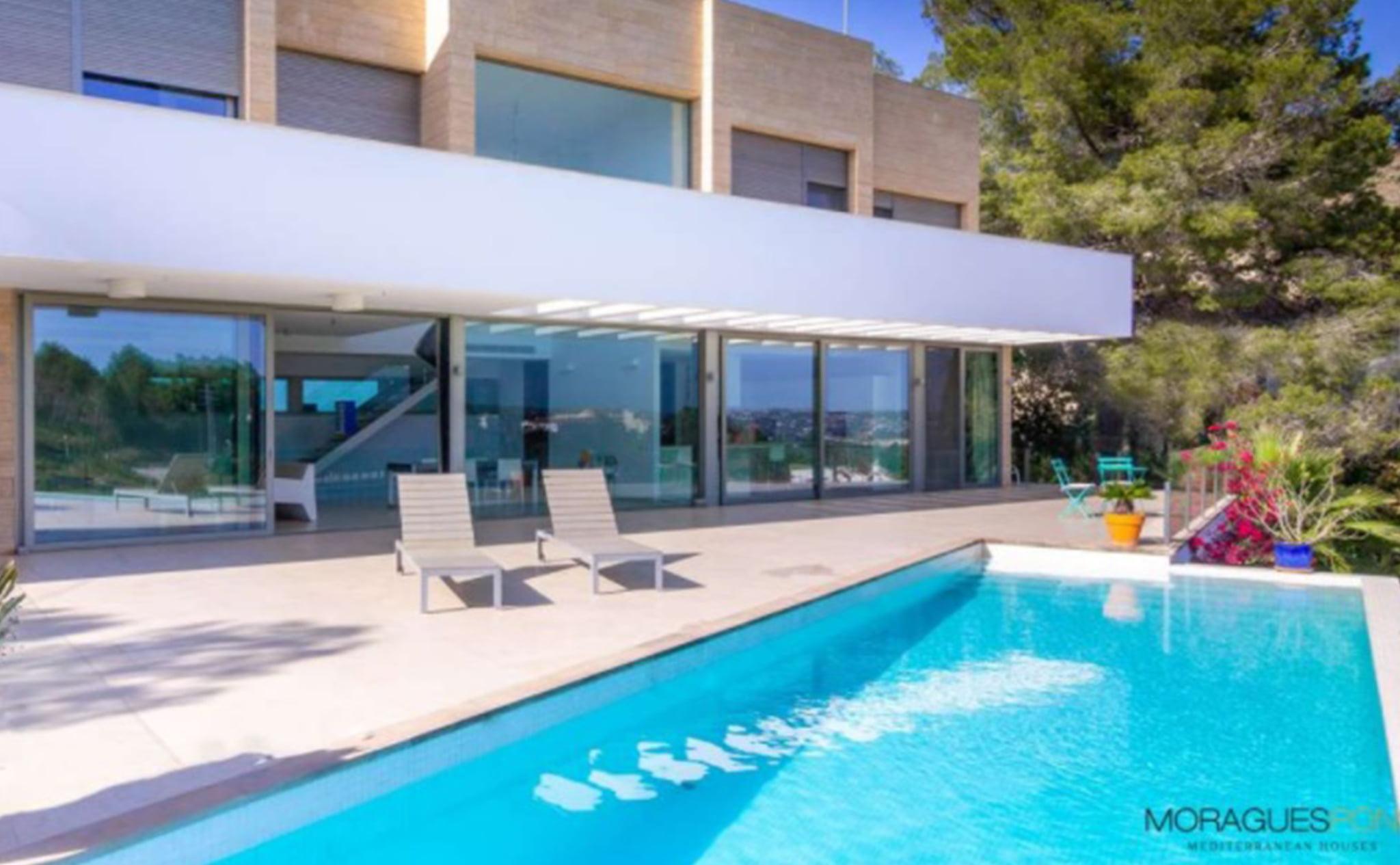Casa moderna en venta en Jávea – MORAGUESPONS Mediterranean Houses